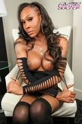 Kayla Biggs - Black-TGirls.Com